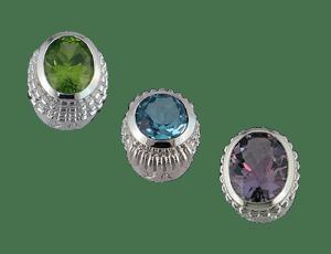 Oval Gemstones