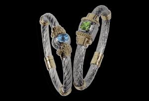 Caerleon Bangle Bracelets