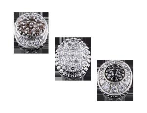 Oval Diamond Collection