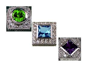 Square Diamond & Color